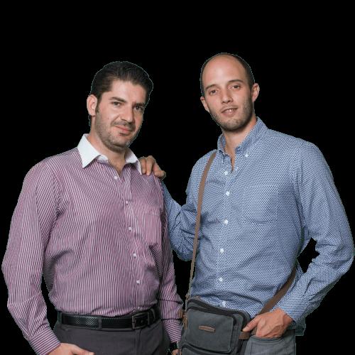 Javier y Manuel
